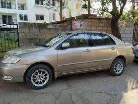 2007 Toyota Corolla MT for sale
