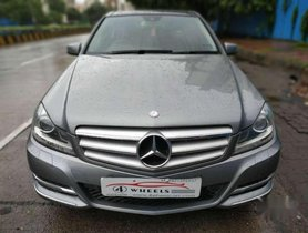 Mercedes-Benz C-Class 200 CGI, 2014, Petrol AT for sale