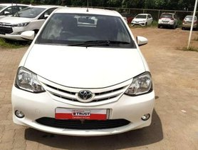 Used Toyota Etios Liva G MT for sale at low price