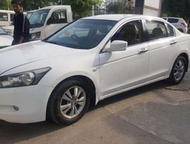 Used 2010 Honda Accord 2.4 MT for sale
