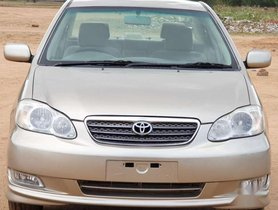 Toyota Corolla 2007 H5 MT for sale