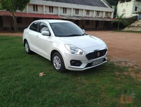 Maruti Suzuki Swift Dzire 2017 AT for sale