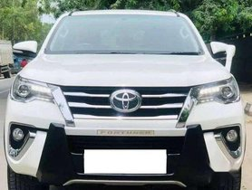 Used Toyota Fortuner 4x4 AT for sale at low price