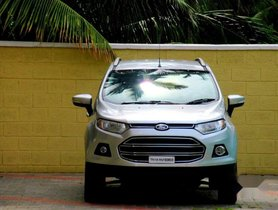 Ford Ecosport EcoSport Titanium 1.5 TDCi, 2016, Diesel MT for sale