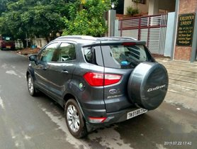 Ford Ecosport EcoSport Titanium 1.5 TDCi, 2014, Diesel MT for sale