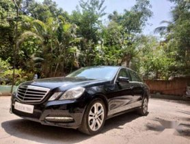 Mercedes-Benz E-Class E220 CDI Avantgarde, 2013, Diesel AT for sale