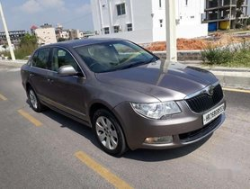 Used Skoda Superb MT for sale at low price