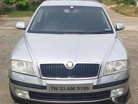 Skoda Laura Elegance 1.9 TDI MT, 2008, Diesel MT for sale