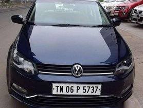 Volkswagen Polo, 2015, Petrol MT for sale