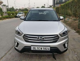 Hyundai Creta 1.6 SX Plus Auto, 2017, Petrol AT for sale