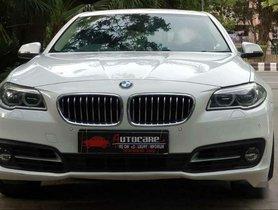 Used BMW 5 Series 520d Luxury Line, 2015, Diesel AT for sale