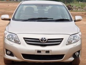 Toyota Corolla Altis 1.8 VL AT, 2010, Petrol for sale