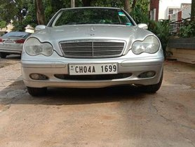 Mercedes-Benz C-Class 180 Classic, 2002, Petrol AT for sale