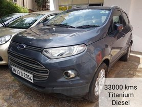 Ford EcoSport 1.5 TDCi Titanium MT 2015 for sale