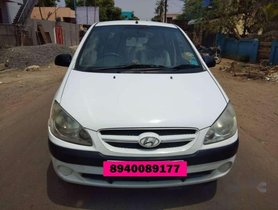 Used Hyundai Getz 1.1 GLE 2008 MT for sale