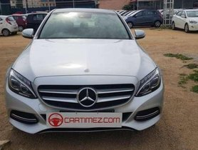 Used 2015 Mercedes Benz C-Class 220 CDI AT for sale