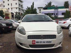 Used Fiat Punto Emotion 1.4, 2010, Diesel MT for sale