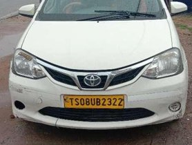 Toyota Etios 2015 GD MT for sale