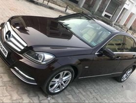 Used Mercedes Benz C-Class C 220 CDI Avantgarde 2013 AT for sale