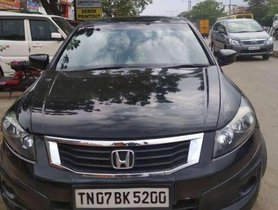 Honda Accord 2.4 Elegance AT, 2010, Petrol for sale
