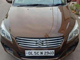 Maruti Suzuki Ciaz VDi SHVS Optional, 2016, Diesel MT for sale