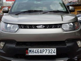 Mahindra KUV100 2016 MT for sale