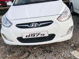 Used 2012 Hyundai Verna CRDi 1.6 EX MT for sale