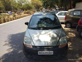 Used Chevrolet Spark LS 1.0, 2008, Petrol MT for sale