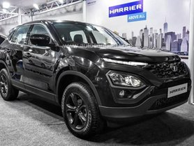 Tata Harrier Black Edition Launch In August This Year