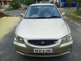 Used Hyundai Accent GLE 2002 MT for sale