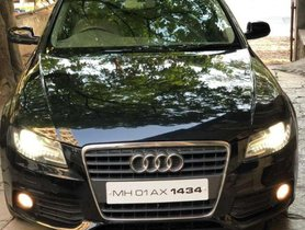Audi A4 2.0 TDI 2011 AT for sale
