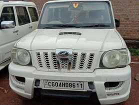 2011 Mahindra Scorpio EX MT for sale at low price