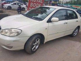 2004 Toyota Corolla MT for sale