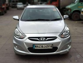 Hyundai Verna Fluidic 1.6 CRDi SX Opt, 2011, Diesel MT for sale