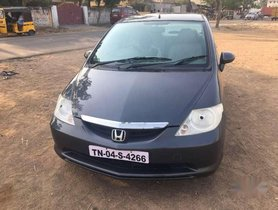 Used Honda City ZX EXI MT for sale at low price