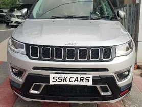 Jeep Compass 2.0 Limited 2017 MT for sale