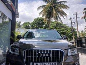 Audi Q5 2.0 TDI quattro, 2013, Diesel AT for sale