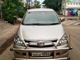 Toyota Innova 2.5 G 7 STR BS-IV, 2008, Diesel MT for sale