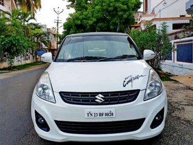 Maruti Suzuki Swift Dzire VXI, 2013, Petrol MT for sale