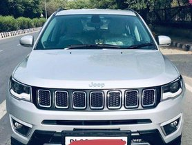 Jeep Compass 1.4 Limited Option, 2018, Petrol AT for sale