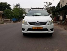 Toyota Innova 2.5 G4 8 STR, 2012, Diesel MT for sale