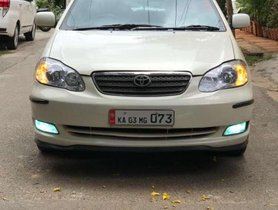 Used Toyota Corolla MT for sale at low price