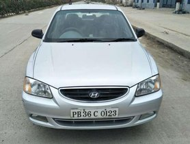 2003 Hyundai Accent GLE MT for sale at low price