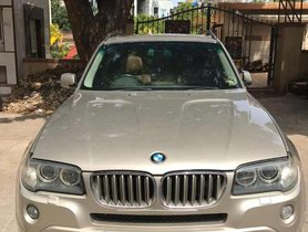 Used BMW X3 2010 AT for sale at low price