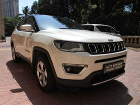 Used Jeep Compass AT for sale at low price