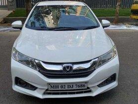 Honda City 1.5 V MT, 2014, Diesel for sale