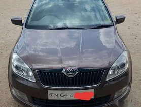 Used Skoda Rapid 1.5 TDI CR Elegance AT, 2014, Diesel for sale