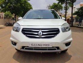 Renault Koleos 4x2, 2012, Diesel mT for sale