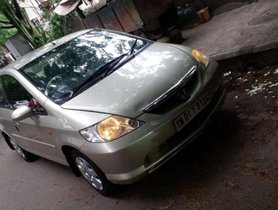 Used Honda City ZX GXi MT for sale at low price