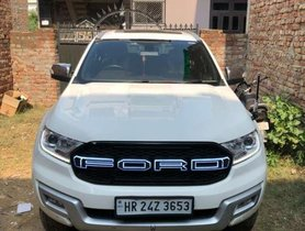 Used Ford Endeavour 2018 AT for sale at low price